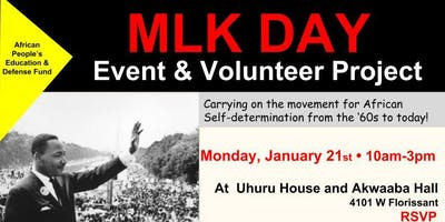MLK Volunteer Day
