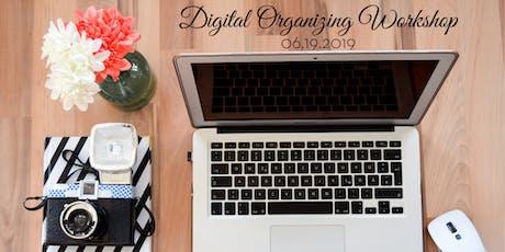 Digital Organizing Workshop at The Little Details Organizing Studio tickets