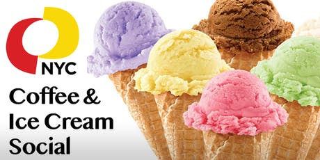 IGDA NYC Coffee & Ice Cream Social tickets