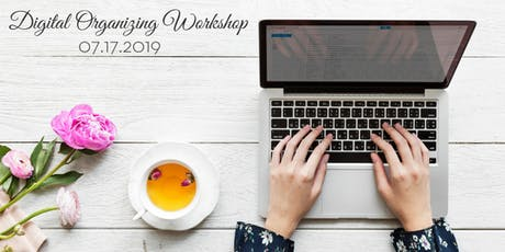 Digital Organizing Workshop at The Little Details Organizing Studio tickets
