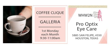 WHW2N - Coffee Clique ® - Galleria tickets