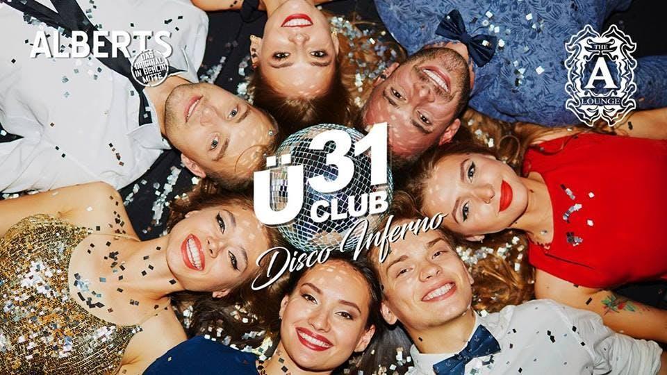 Ü31 Club Berlin - Disco Inferno