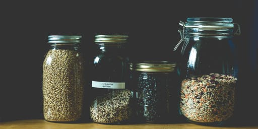 PREPPING YOUR PANTRY