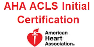 AHA ACLS 1 Day Initial Certification April 2, 2019  at Saving American Hearts Colorado Springs, CO