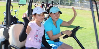 Mother/Daughter Golf Clinic - Aunts/Nieces, Grandmothers/Granddaughters
