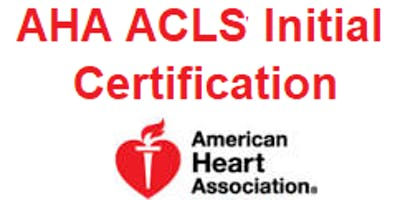 AHA (ACLS) 1 Day Initial Certification Course January 22, 2019 (INCLUDES FREE BLS and 2015 Provider Manual) Saving American Hearts, Inc Colorado Springs, CO 80918