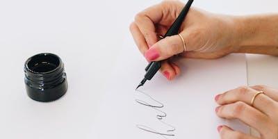 Kalligrafie & Lettering Workshop - Frankfurt