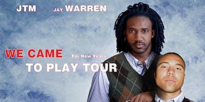 JTM & Jay Warren: WCTP TOUR 50% off tickets: PROVO