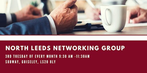 North Leeds Networking Group: July 2019
