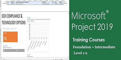 MS.Project 2019 Training Courses - Weekends Classes | Toronto tickets