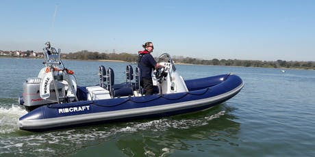 Powerboat Driving Taster Session (Daytime)  tickets