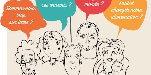 """Café Philo : """"Le bonheur est-il collectif ?"""""""