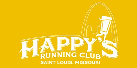 Happy's Running Club Saint Louis 2019 tickets