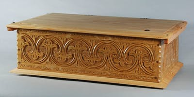 Make a Carved Oak Box with Peter Follansbee (December 2019)