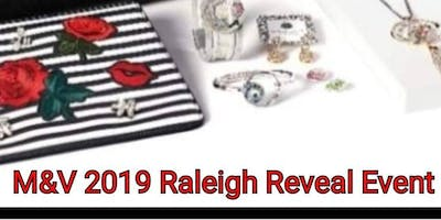 Magnolia and Vine Spring 2019 Raleigh Reveal Event!