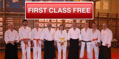 Learn Martial Art of Aikido - First Class FREE