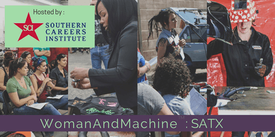 Woman And Machine: San Antonio