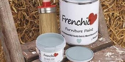 Beginner's Furniture Painting Workshop with Frenchic
