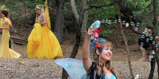 A Faery Hunt & Fairy Fantastic Birthday Party!