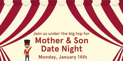 Mother & Son Date Night