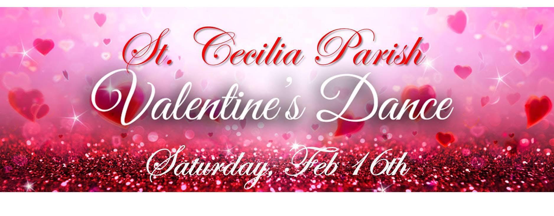St. Cecilia Parish Valentine's Day Dance