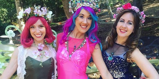 A Faery Hunt show and Fairy Fantastic Halloween Party!