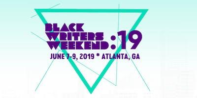 Black Writers Weekend Free Events
