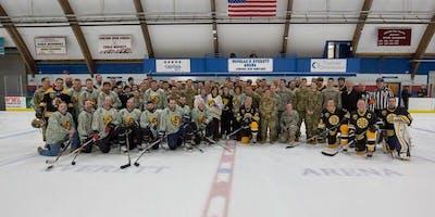 5th Annual Cmar Crusaders vs Boston Bruins Alumni Charity Game