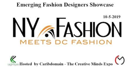 Emerging Fashion Designers Showcase tickets