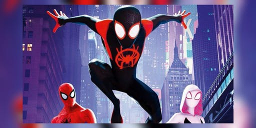 Spider-Man: Into the Spider-Verse Paint Experience