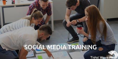 Social Media Training for UK Businesses tickets