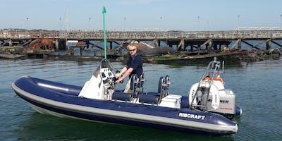 Powerboat Skills Refresher Evening