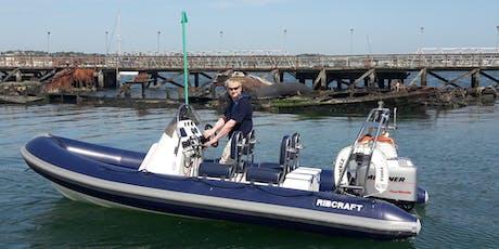 Powerboat Skills Refresher Evening tickets