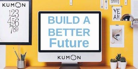 Kumon Information Session tickets