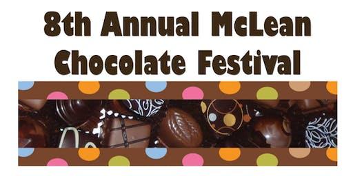 第八届年度麦克莱恩巧克力节-支持麦克莱恩扶轮社