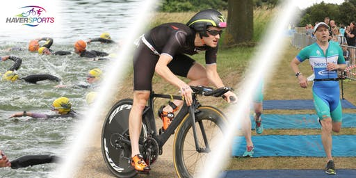 HaverSports Fritton Lake Triathlon Weekend