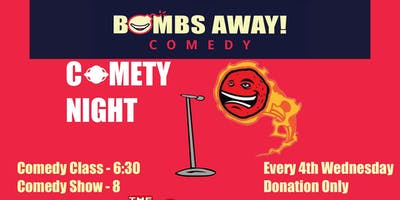 Comety Night - Comedy Class and Showcase