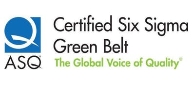 Certified Six Sigma Green Belt (CSSGB) Preparation Course
