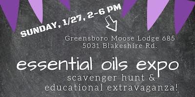 Essential Oils Expo