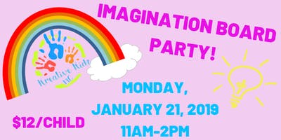 Imagination Board Party