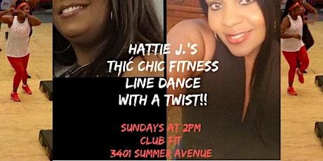 Hattie's LINE DANCE with a TWIST  biglietti
