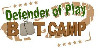 Defender of Play Boot Camp with Denita Dinger from Playcounts