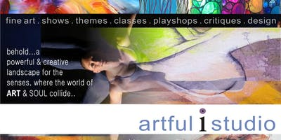 Artful i Studio 3rd Sat Art Tour Reception Jan 19 5-8:30