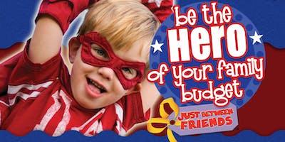 Loudoun JBF Public Event - Spring/Summer Children's Consignment Sale 2019