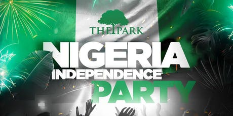 Nigeria Independence at The Park! tickets