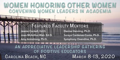 Women Honoring Other Women: A Leadership Gathering