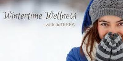 WINTER SURVIVAL GUIDE WITH ESSENTIAL OILS