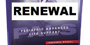 AHA PALS Renewal October 23, 2019 (INCLUDES Provider Manual and FREE BLS) from 9 AM to 3 PM at Saving American Hearts, Inc. 6165 Lehman Drive Suite 202 Colorado Springs, Colorado 80918.