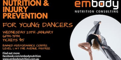 Nutrition and Injury Prevention for Dancers