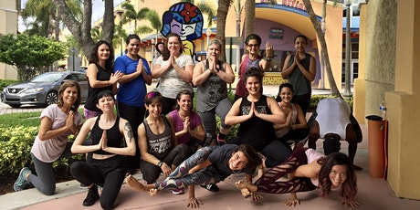 Free Community YOGA in Kendall tickets